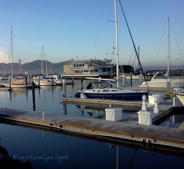 San Francisco Bay Marina